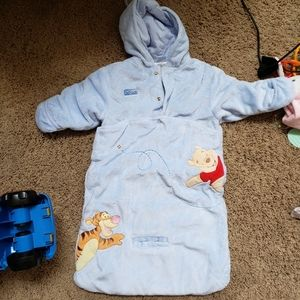 Disney Winnie-the-Pooh baby 👶 bunting